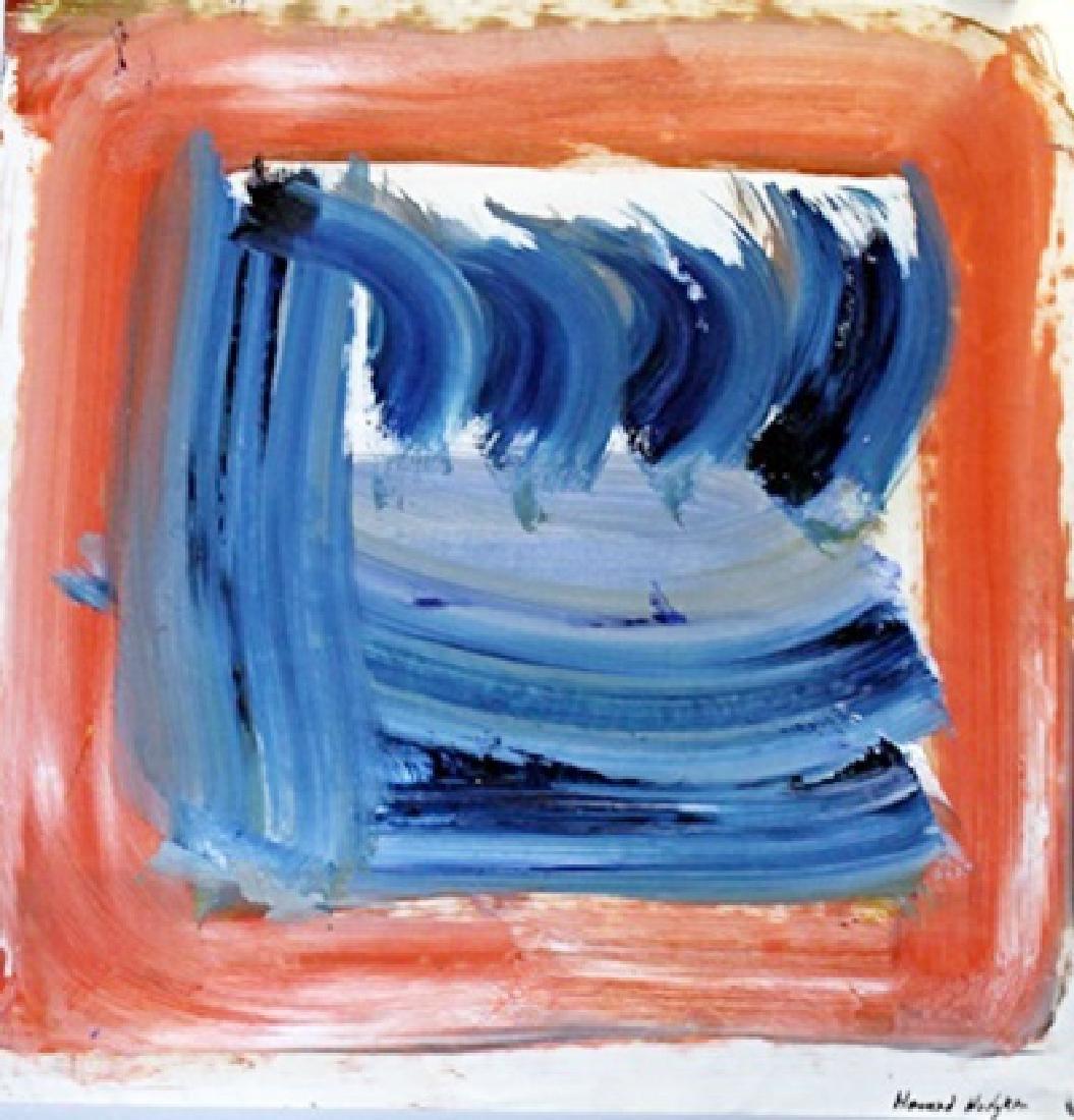 Howard Hodgkin - The Door