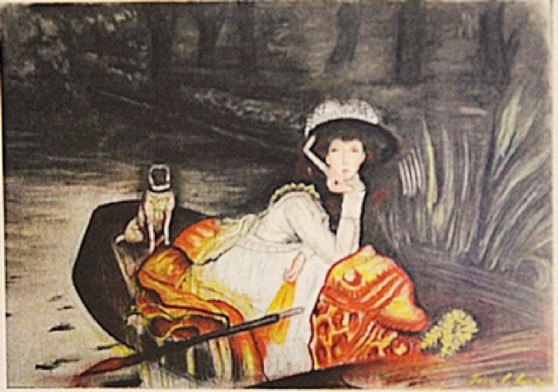 John Singer Sargent - Portrait Of Madame