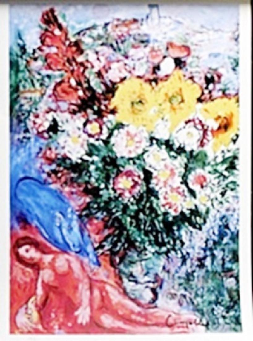 Lithograph   Marc Chagall