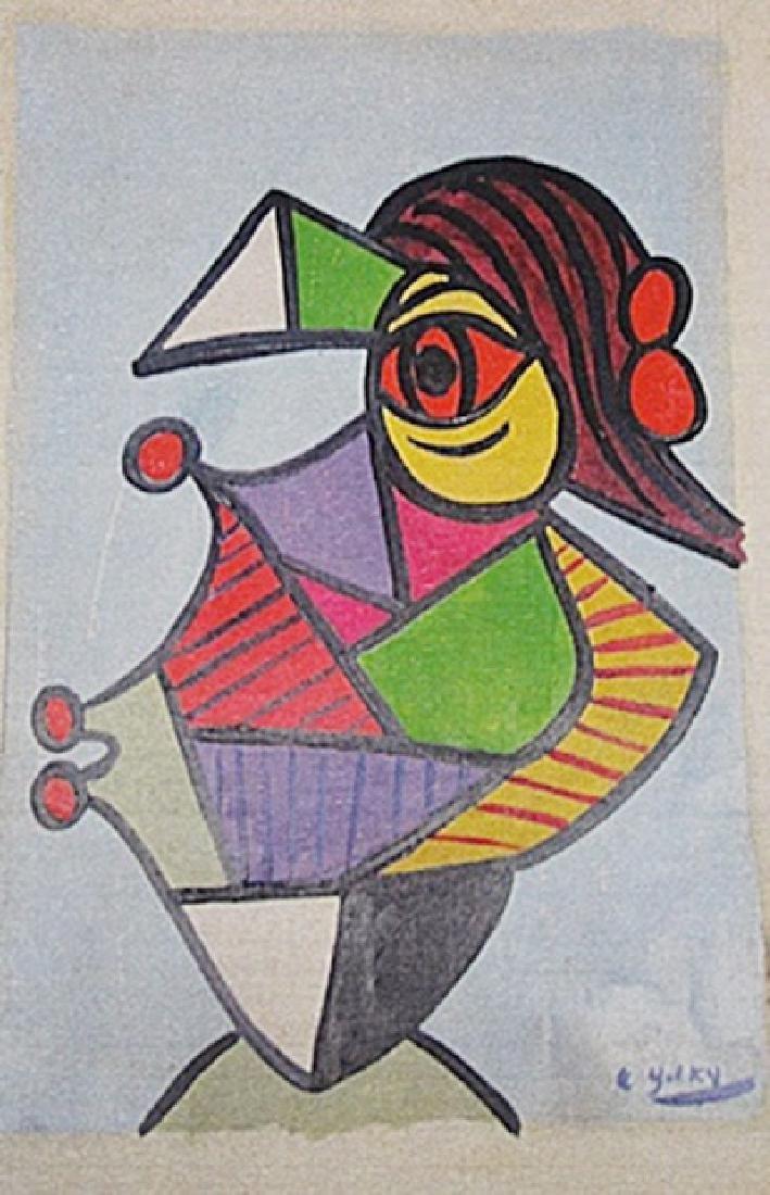 Arshile Gorky - The Bird