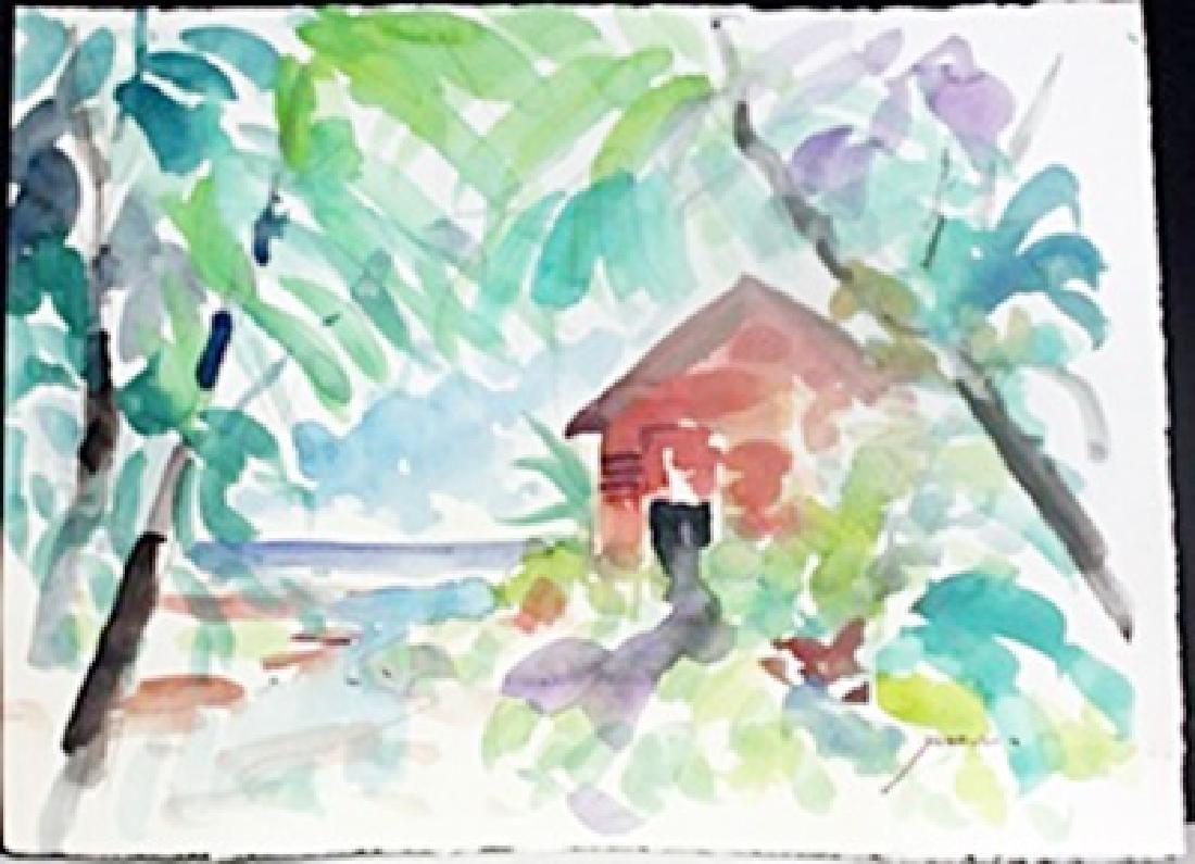 "Paradise Palms II""     Michael Schofield"