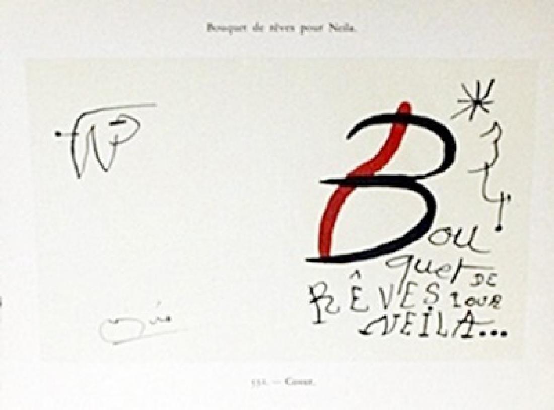 "Print ""Cover""     Joan Miro"