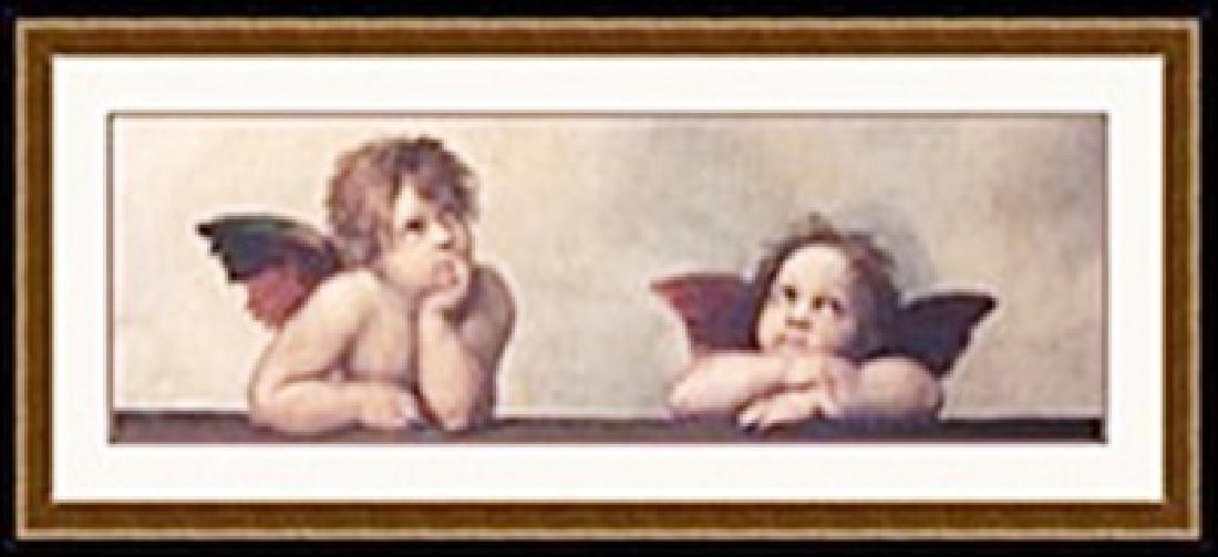 Santa MARIE ( DETAIL)     RAPHAEL