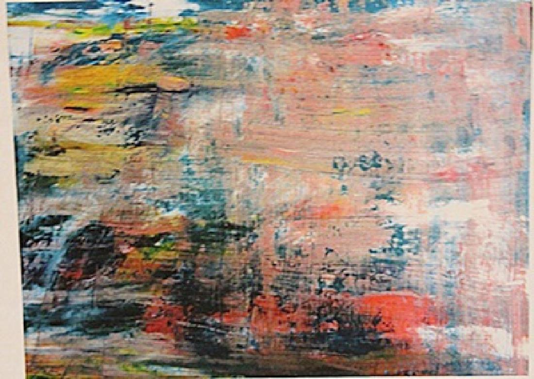 Gerhard Richter - Confus