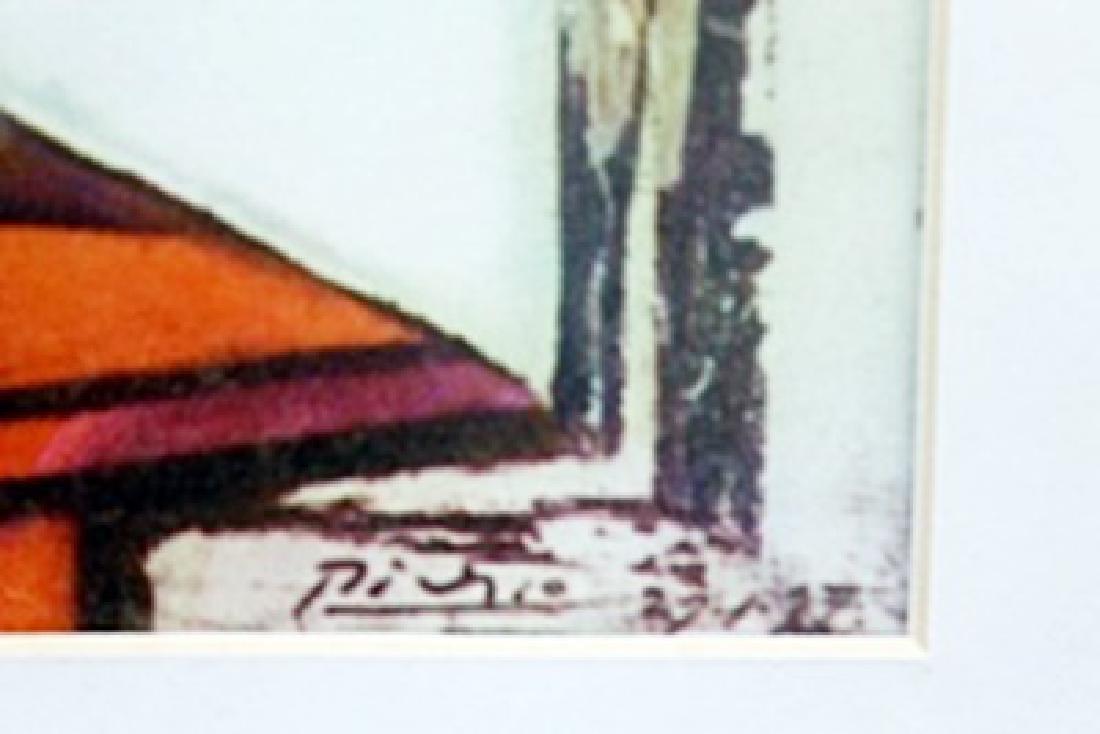 """Still Life D""     Pablo Picasso - 2"