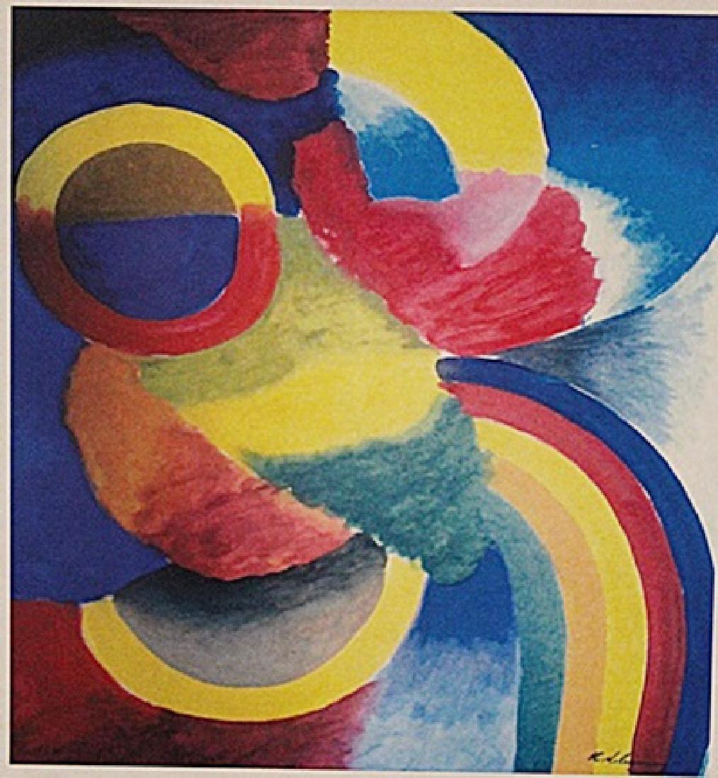 Robert Delaunay - The Rhythm