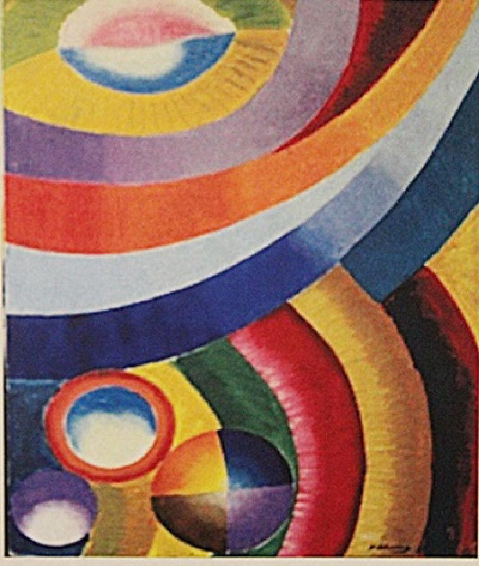 Robert Delaunay - Composition VIII