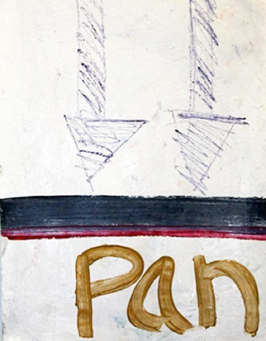 Oscar Murillo - Pan - 2