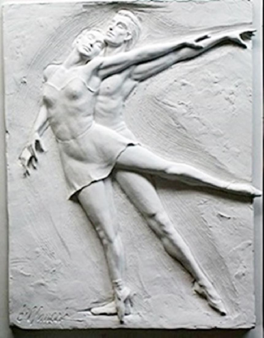 """Relief Sculptor """"Unison""""  Bill Mack"""