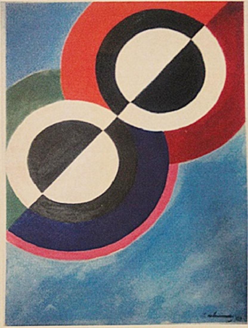 Robert Delaunay - Rytme N 7