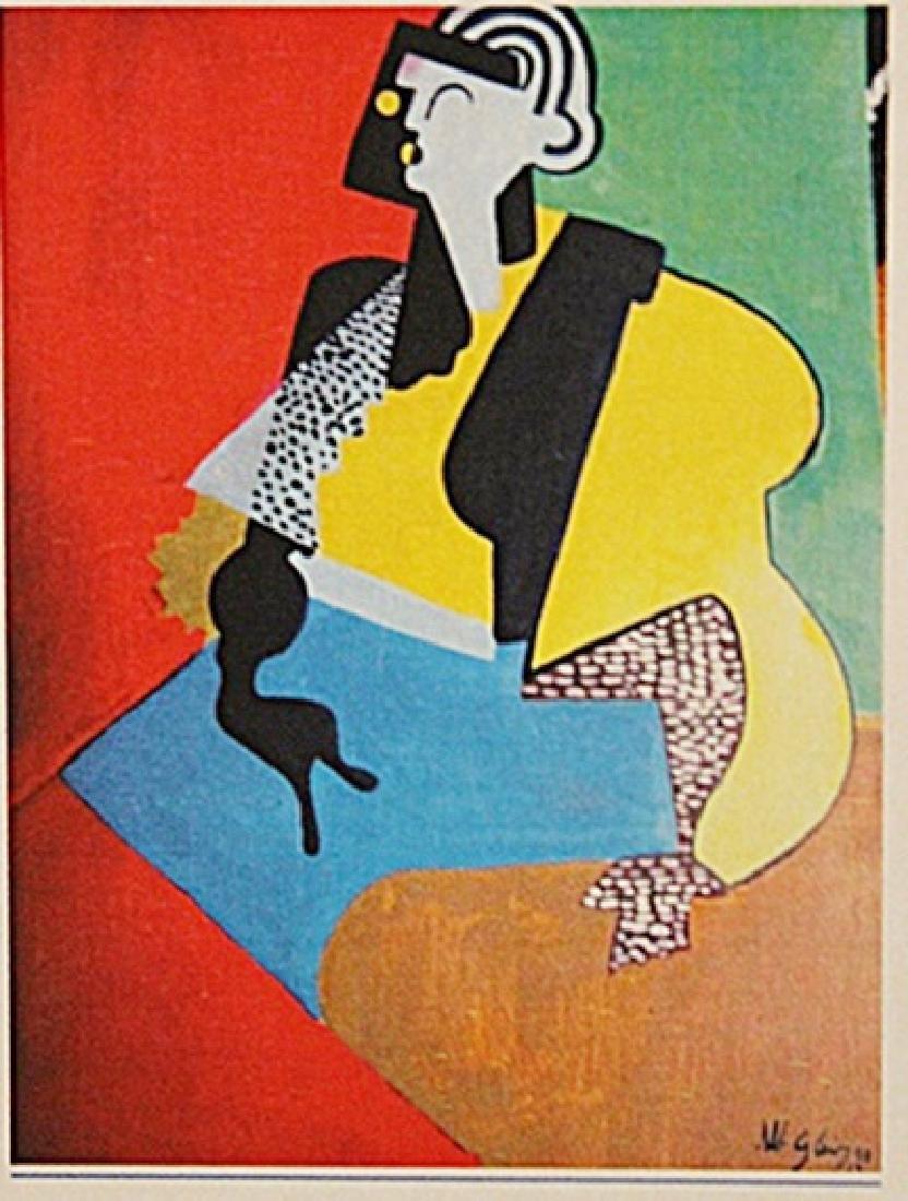 Albert Gleizes - Untitled