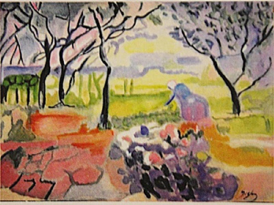 Alfred Sisley - Meadows In Spring