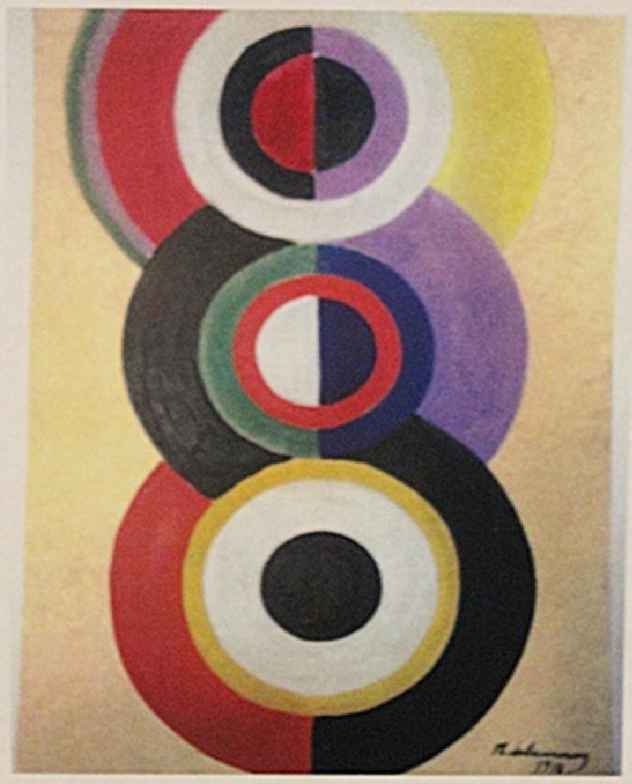 Robert Delaunay - The Discs