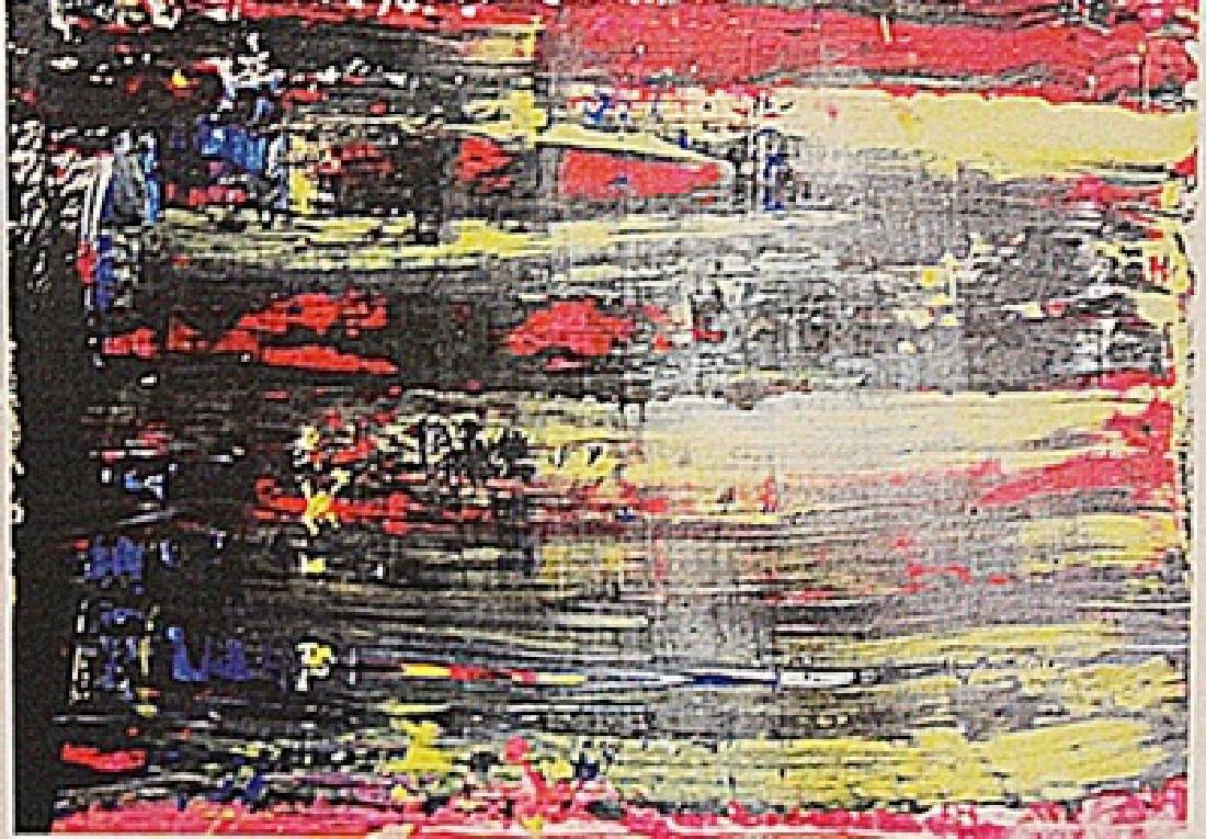 Gerhard Richter - The Confus II