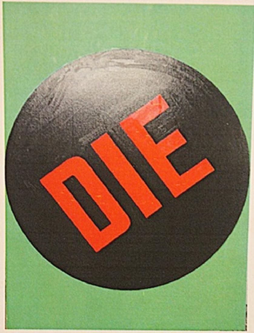 Robert Indiana - Die