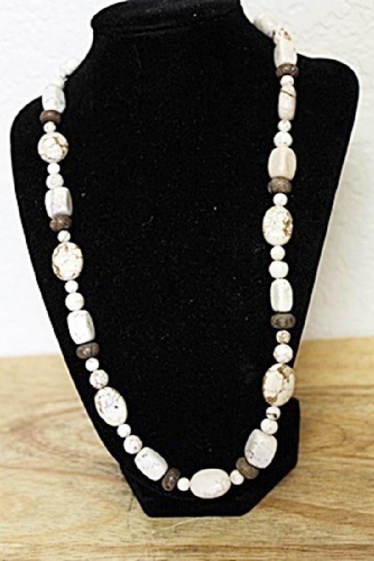Moon Quartz Necklace