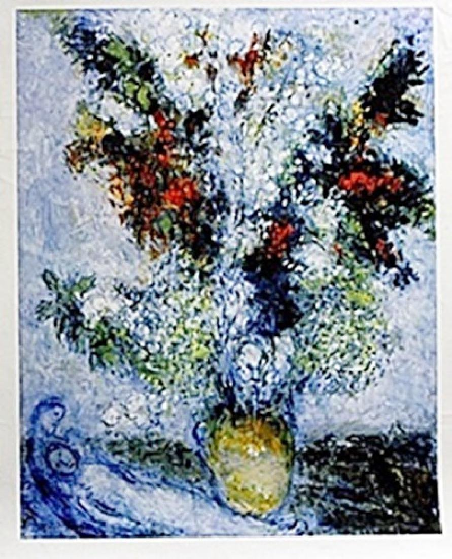 Giclee on Canvas  Marc Chagall