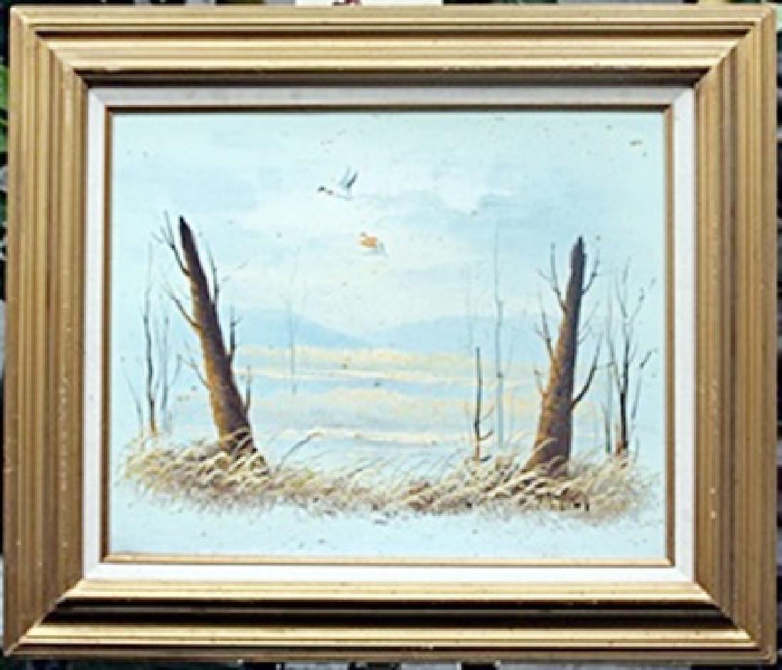 Acrylic Painting     Tamsan