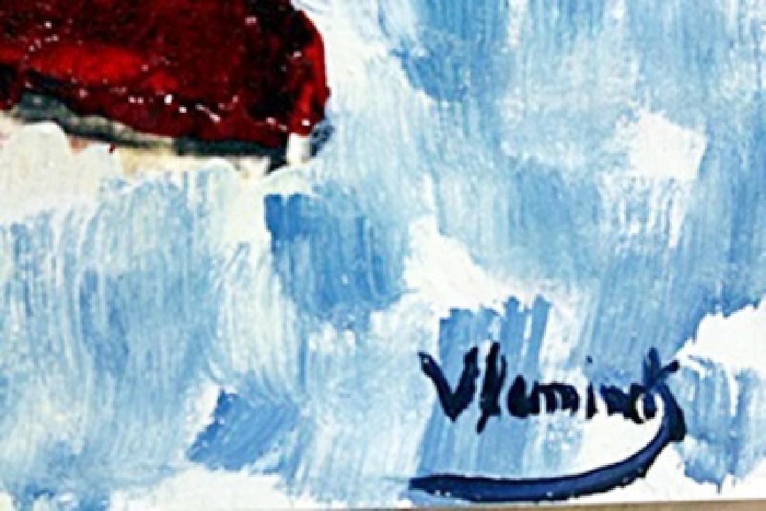 Andre Derain - Oil -  Maurice De Vlaminck - 2