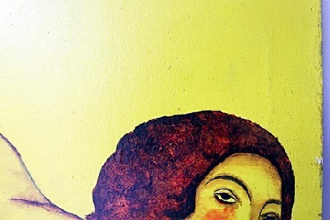 Oil on Canvas Egon Schiele - 4