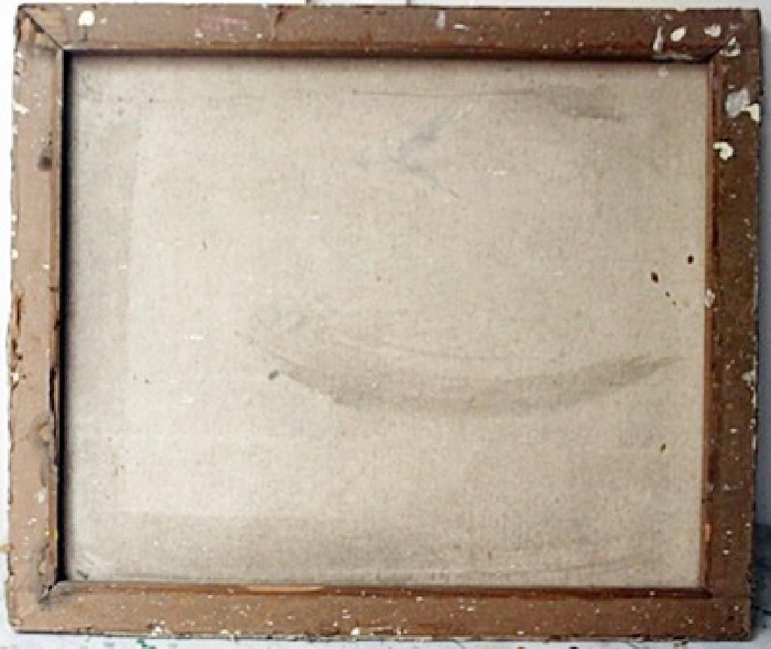 Oil on Canvas Egon Schiele - 5
