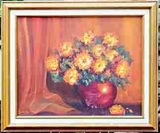 Acrylic Painting     Sandra Joy