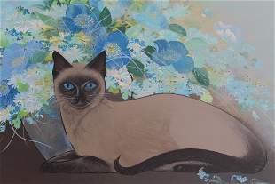 Tatsuo Ito Cat