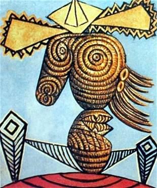 Olga Pablo Picasso