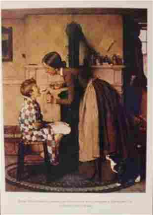 Norman Rockwell Spring Tonic