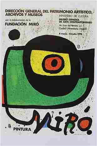 Joan Miro FUNDACION MIRO
