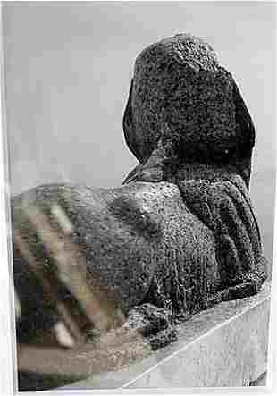 Stone Engraving Lithograph 283U