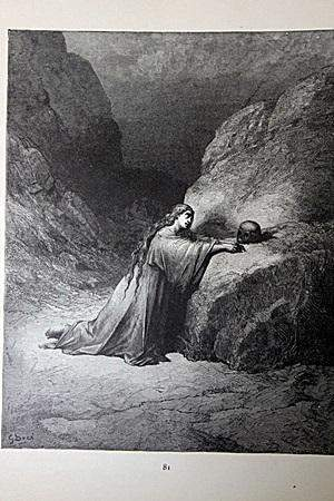 The Dore Bible Gallery Mary Magdalene
