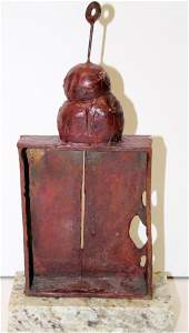 Bronze Sculpture - Joan Miró