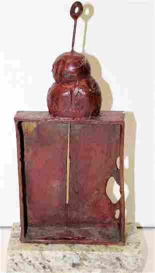 Bronze Sculpture Joan Mir