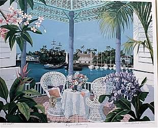 Tropical Hideaway Shari Hatchett Bohlmann