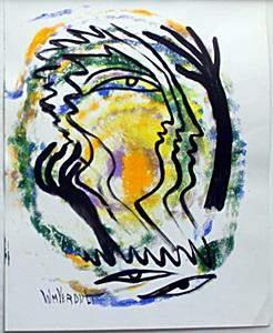 """Original """"Breeze Feel"""" Oil Painting  William Verdult"""
