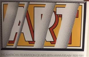 Roy Lichtenstein Reflections Art