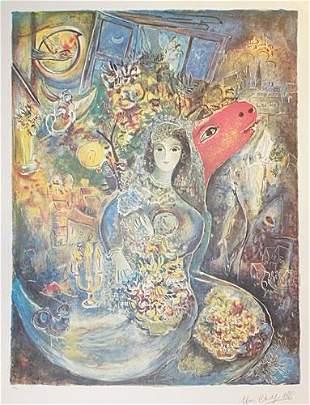 Bella Marc Chagall