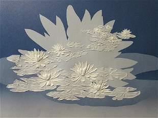 Water Lilies Carpenter