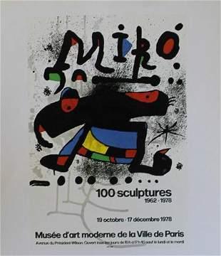 Joan Miro Musee DArt Moderne De La Ville De Paris