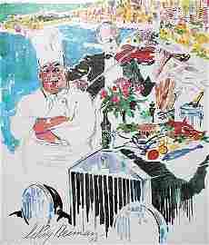 LeRoy Neiman - Chef