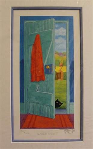Anyone Home by Toni Goffs