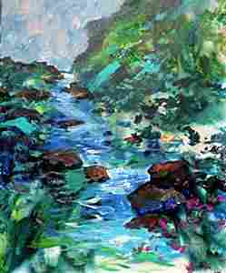 River Walk by Michael Schofield