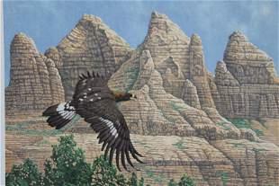 Chris Forrest Golden Eagle