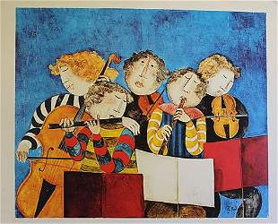 Prelude by Graciela Rodo Boulanger