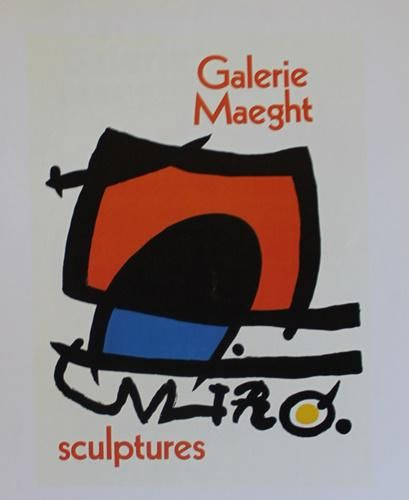 Joan Miro - Galerie Maeght
