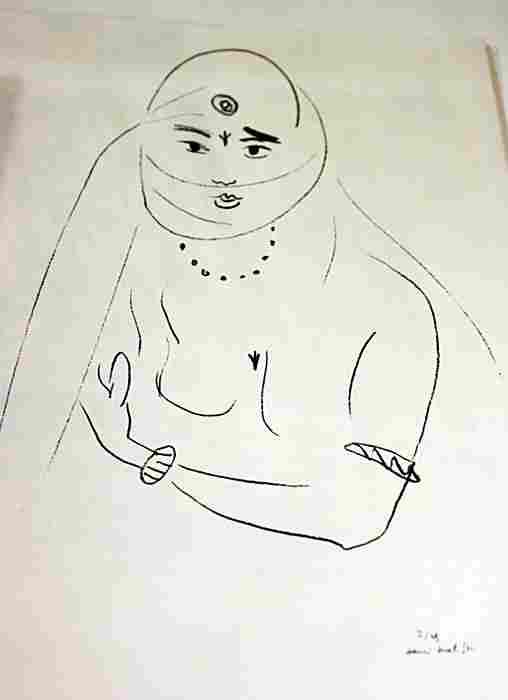 Henri Matisse - Untitled