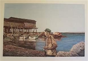 Dwight BairdRestless Newfoundland1988