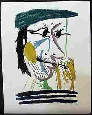 Le gut du bonheur Pablo Picasso