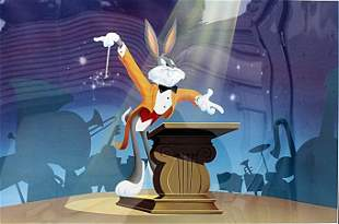 Bugs Bunny Lithograph